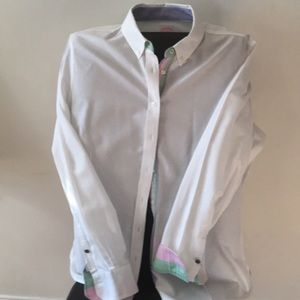 Brooks Brothers Non Iron Tailored Dress Shirt